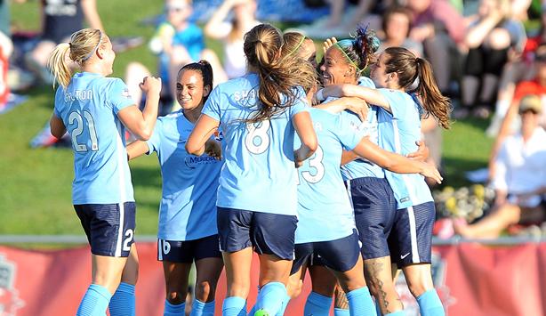 Sky Blue FC Wrangles Three Road Points from Washington Spirit, 2-1