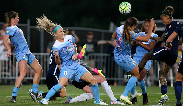 Sky Blue FC Suffers 3-1 Home Defeat to Chicago Red Stars