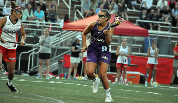 Offensive Bursts Highlight Thriller Between Baltimore Ride and Boston Storm