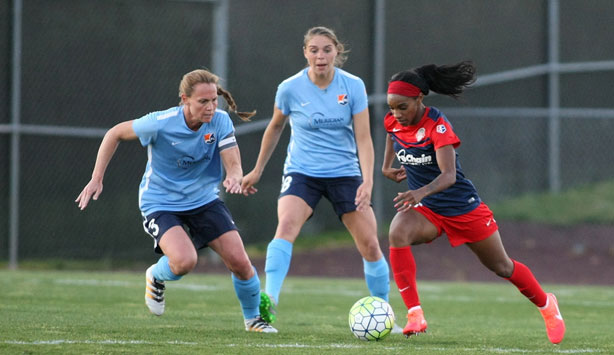 Sky Blue FC Falls in Home Opener to Washington Spirit