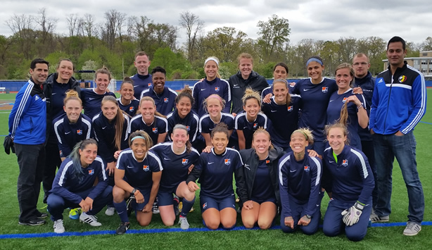 Sky Blue FC Announces Partnership with NJ Youth Soccer