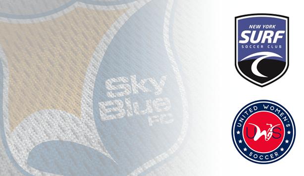 Sky Blue FC Announces NY Surf as an Official Amateur Reserve Team