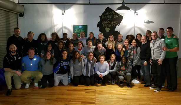 First 2017 Player Meeting | Sky Blue FC Diary 009