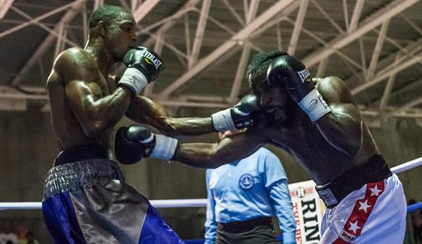 Derrick Webster Returning on Jan. 21 for USBO Title Fight at Sun National Bank Center