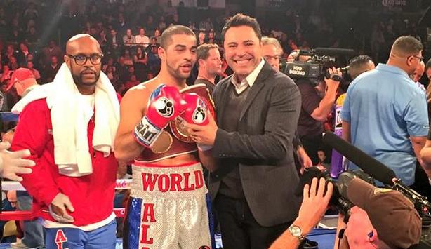 Sadam Ali Dismisses Naysayers, Scores Thrilling Knockout of Luis Carlos Abregu
