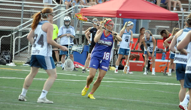 UWLX Partners with Gillette Stadium and Boston Cannons to Host Skills Clinic