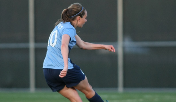 Sky Blue FC and Boston Breakers Battle to 1-1 Result