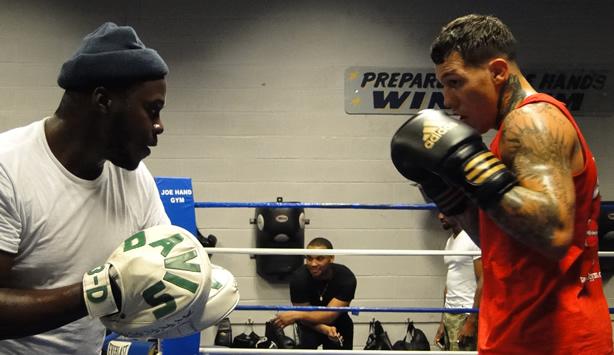 Workout Highlights: 'King' Gabriel Rosado