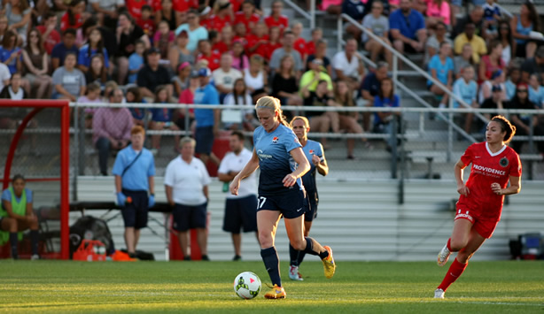 Sky Blue FC Midfielder Hayley McCall Announces Retirement