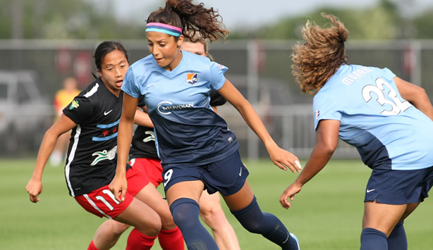 Sky Blue FC Suffers 3-0 Home Defeat to Chicago Red Stars