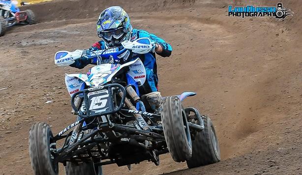 Nick Gennusa Racing to Successful Start in Dew Pro ATV MX Circuit