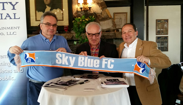 Sky Blue FC Expands Corporate Partnership with Trinity Financial