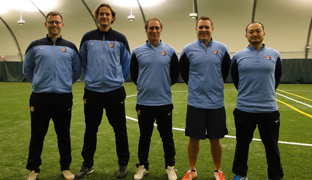 Sky Blue FC Announces Coaching and Support Staff