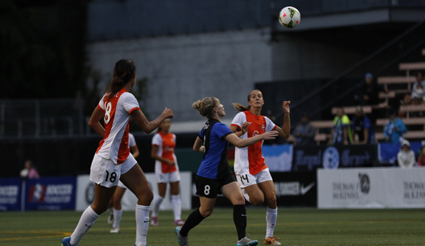 Sky Blue FC Settles for Draw After Conceding Late Stoppage Time Goal