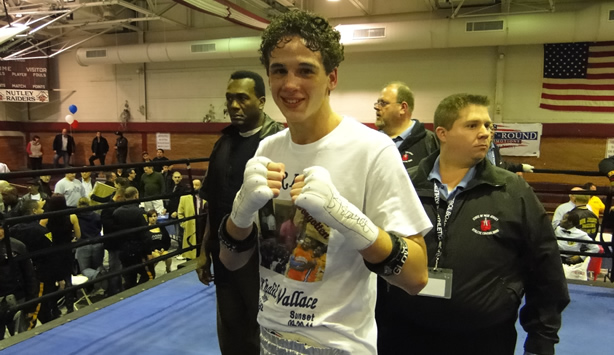 Video Interview: Thomas 'Cornflake' LaManna (15-0, 7 KOs)