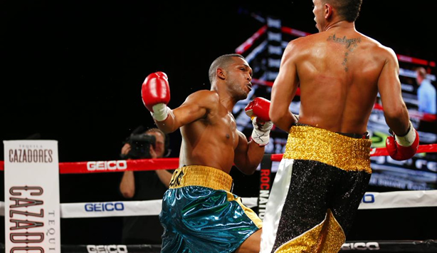 Roc Nation Sports Brings Different Vibe in Boxing Debut